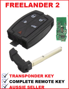 REMOTE CAR KEY FOB suitable for LAND ROVER FREELANDER 2