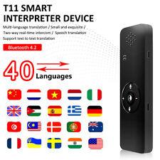 Translaty MUAMA Enence Smart Instant Real Time Voice 40 Languages Translator UK