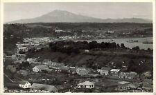 Chile Postcard Puerto Montt y Volcan Calbuco