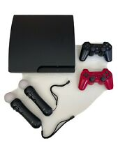 ps3 konsole mit einem Spiel