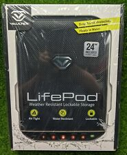 Vaultek Lifepod, Weather Resistant Lockable Storage, Tsa Approved - Vlp10-Bk