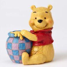 Jim Shore Winnie The Pooh Mini Figurine - Disney Traditions 4054289 New!