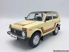 Lada Niva  5000 beige 1981  - 1:18 MCG