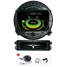 Ruspe DVD GPS Navigation Stereo Satnav Headunit For BMW Mini Cooper 2006-2013