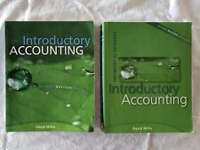 Introductory Accounting + Workbook to Accompany by David Willis | Revised 2nd Ed