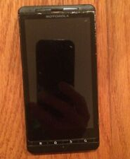 Motorola Milestone X MB809 Broken For Parts Only Smartphone Cell Phone