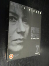 ***Prime Suspect The Complete Series*** (7 Disc Set) - HELEN MIRREN*** FREE P&P