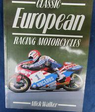 European Racing Motorcycle Book Cz Ktm Jawa Derbi Bultaco Montesa Puch Husqvarna