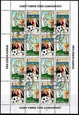 2006  - FIFA WORLD CUP SHEETLET - TURKISH CYPRUS