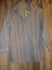 Bhs 3/4 Stripe Shirt