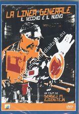 LA LINEA GENERALE (1926)  Sergej M. Ejzenstejn DVD NUOV