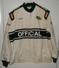 NASCAR SPRINT CUP SERIES OFFICIAL'S 2 PIECE RACE USED FIRESUIT X-LARGE