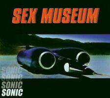 SEX MUSEUM SONIC CD 2000 ALBUM FREE UK POST