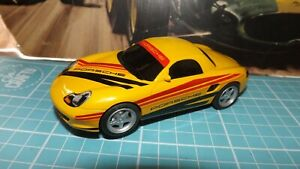 SCALEXTRIC PORSCHE BOXSTER Car - COMPLETE !