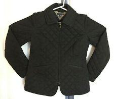Tommy Hilfiger Women's Large L Lite Puffer Jacket Black