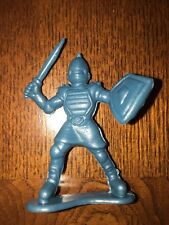 1983 TOYCO Plastic Ancient Warrior Fantasy Figure With Sword, Nice!! #1