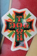 Dogtown Cross Z-Boys DTS Jay Adams Alva Bulldog Reprint Skateboarding STICKER