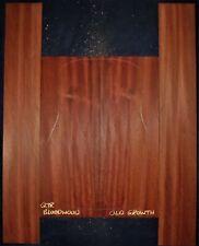 Guitar Luthier Tonewood Old Growth Bloodwood Acoustic backs sides Set