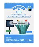 WHITE LIGHT SET WESTINGHOUSE NIB Magnetic 20 LED CROSS SHAPED SOLAR UMBRELLA