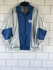 Vintage Retro Old School Festival Achtziger Puma Shell Anzug Jacke Windbreaker #34