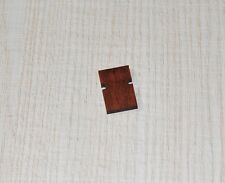 Headshell Damper Spacer Weight for Denon DL103 DL103R Cartridges Cocobolo Wood