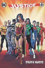 General Mills 2017 Justice League Truth Hurts #3 NM/MT Wonder Woman Superman