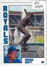 GEORGE BRETT 84 ACEO ART CARD ## FREE COMBINED SHIPPING ###