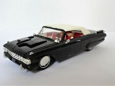 1962 Mercury Monterey  Convertible  Amt 1/25 scale ~ Custom Built Mercury Model