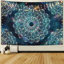 US Fast Ship Hippie Room Mandala Tapestry Psychedlic Wall Hanging Throw Tapestry