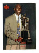 MICHAEL JORDAN NBA 1998 UPPER DECK MJX 3rd QUARTER HIGHLIGHTS #112 CHICAGO BULLS