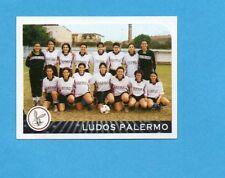 PANINI CALCIATORI 2002-03- Figurina n.715- LUDOS  FEMMINILE -SQUADRA/TEAM -NEW