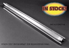 EMS 1937-39 Chevy 2 Door Sedan Replacement Rocker Panel Left - EMS 24L