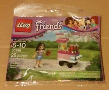 "LEGO ""FRIENDS"" CUPCAKE STAND FACTORY SEALED UNOPENED PACKAGE! 28 PIECES #30396"