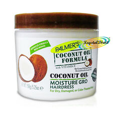 Palmers Coconut Oil Formula With Olive Moisture Gro Shining Hairdress 150g