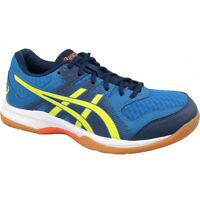 Chaussures de volleyball Asics Gel-Rocket 9 M 1071A030-400 bleu bleu