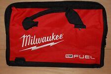 Brand New  Milwaukee  M18  Fuel  Medium Canvas Tool Bag