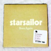 Starsailor - Nacido De nuevo - cd de música ep