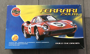 AIRFIX 03407 - 1/32 SCALE - FERRARI 250 LM RACE CAR - RARE MODEL KIT