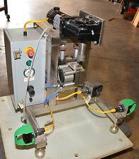"Automatic Capper Swaging Machine for 1/4"" Metal Tubing Minarik RK Electronics"
