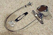 CHROME 1971-74 Mopar Driver Left Outside Mirror dodge challenger charger cuda