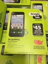 "New Sealed Straight Talk Smartphone ZTE Quartz CDMA LTE  5.5"" FREE PRIORITY SHIP"
