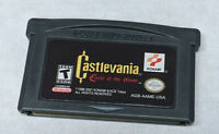 Castlevania Circle of the Moon GBA Cartridge, US Seller. Repro