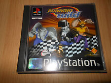 Running Wild PS1 - MINT COLLECTORS PAL VERSION