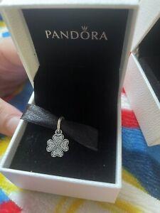 Pandora Four Leaf Clover Charm