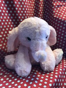 Cute Plush Elephant Pink Huggable Toy Valentines Day Love Gift Lil Benny Phant