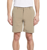 Men's Vineyard Vines '8 Performance Breaker' Shorts Size 42 Beige