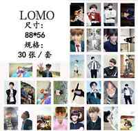 30pcs set Kpop J-HOPE Personal PhotoCard Picture Poster Lomo Cards
