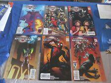 Ultimate Spider-Man 119 120 123 124 125 126 127 128 129 Bendis Bagley Venom NM-