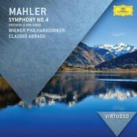 Virtuoso-Mahler: Symphony No.4 [New CD] Germany - Import