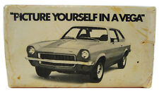 "CHEVROLET VEGA Test Drive TECHNI-PAK 1 CAMERA '70s ""PICTURE YOURSELF IN A VEGA"""
